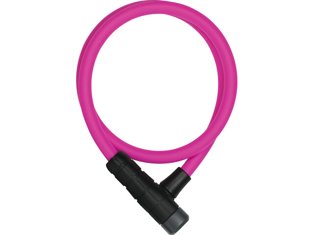 ABUS Primo 5412K/85 Cable Lock pink